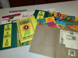 Artist Supplies  Paper Samples