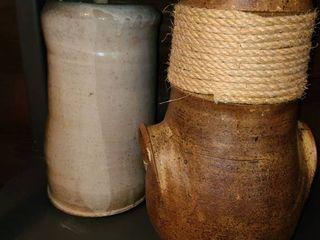Pottery 2 Miscellaneous Pcs
