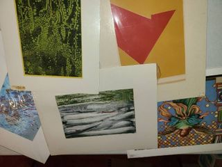 5 pcs  of Various Art