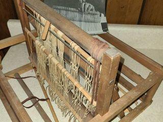 Backstrap Weaving Machine