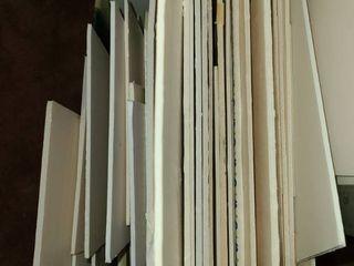Foam Core Boards  Several Pieces