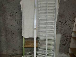 Wire Shelf Approximately 72 x 13