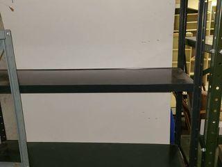 Metal Shelf  72 x 36