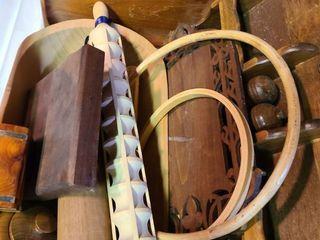 Random Wood Pieces  Vast Variety
