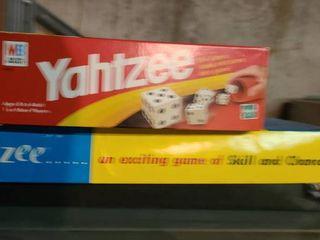 Yahtzee games 2 Total
