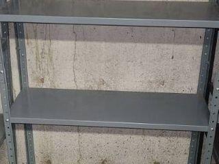 Metal Shelf  59 x 36 x 18