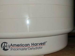 AMERICAN HARVEST Food Dehydrator