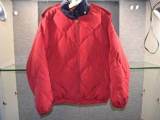 Ralph lauren Coat   Red   Tan   Size M