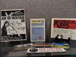 lot of Colorado Hunting  Kansas Memorabilia   Decal