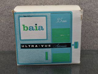 Vintage NIB Baia Ultra Vue Automatic 35mm Slide Viewer   Product  03430   Instructions Included