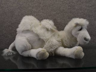 Dakin Stuffed Two Hump White Camel   14