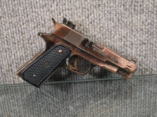 Vintage Shaopeng Toy Cap Gun   Shaopeng China   5