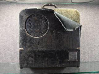 Vintage The Bellboy Movie Projector Serial   4154 8MM   Movie Mite Corporation Kansas City KS