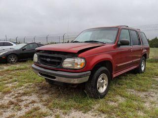 1998 Ford Explorer   VIN 1FMZU34E8WUB67111