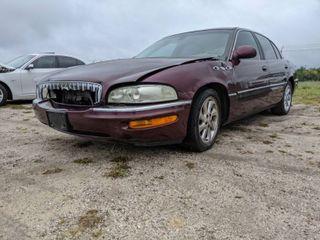 2002 Buick Park Avenue   VIN 1G4CU541X34129714