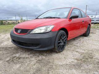 2005 Honda Civic   VIN 1HGEM22105l067006