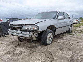 1999 Chevy Impala Parts Car VIN 2G1WF52E1Y9183594