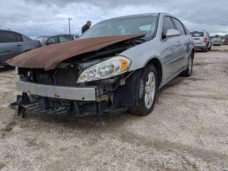 2006 Chevy Impala lTZ   VIN 2G1WU58R579186755