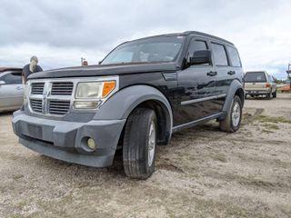 2006 Dodge Nitro   VIN 1D8GT28K17W535158