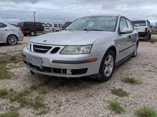 2003 Saab   VIN YS3FB49S941021244