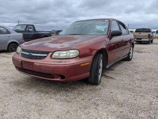 2002 Chevy Malibu V6   VIN 1G1ND52J72M640692