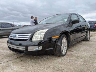 2005 Ford Fusion SEl V6   VIN 3FAFP08116R102053