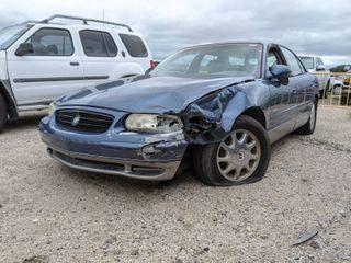1999 Buick Regal GS   VIN 2G4WF5211X1626565