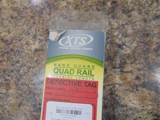 XTS Handgaurd Quad Rail  missing parts