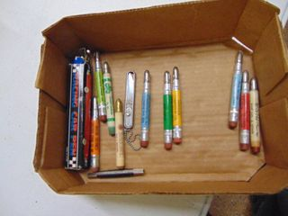 Bullet Pencils  livestock commission and more