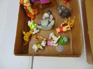 Vintage Disney Toys   Plastic