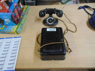 Telephone   with Ring Box   wouthwestern Bell