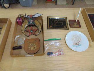 Shriners Memorabilia