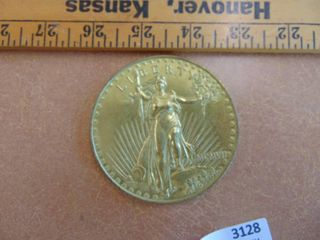 liberty large Coin   paperweight