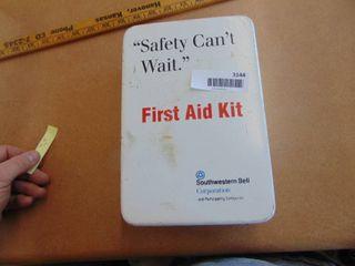 Southwestern Bell First Aide Kit  Full