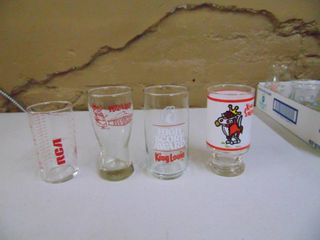 lot of Character Glasses