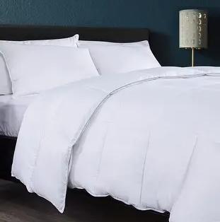 lightweight Summer Down Alternative Duvet Comforter  Retail 88 49