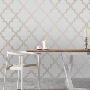 Tempaper Marrakesh Self Adhesive Wallpaper