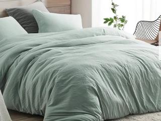 Natural loft Comforter   Iceberg Green  Retail 165 49