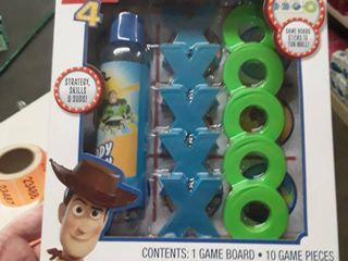 Toy Story 4 Bath Tub Tic Tac Toe With Body Wash