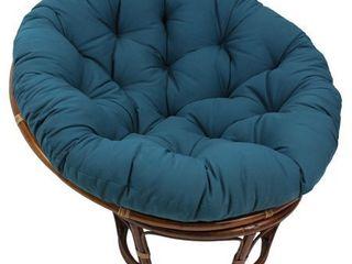 Blazing Needles 48 inch Solid Papasan Cushion