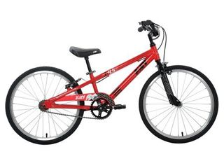 Joey Joey 4 5 Ergonomic Kids Bicycle  For Boys or Girls  Age 5 and up  Height 43 54 inches  in Red