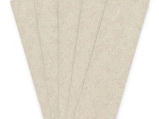 lEVOlOR Trim Go 13 Pack 3 5 in S curve Ciara Stone Plastic Vertical Vanes  Common  Actual  3 5 in x 100 in