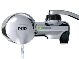 PUR Advanced Faucet Filtration System   Chrome   PFM400HV4