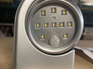 Pack of 4 10 lED Indoor Outdoor Motion Activated light