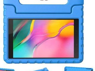 BMOUO Kids Case for Samsung Galaxy Tab A 10 1  2019  SM T510 T515  Shockproof light Weight Protective Handle Stand Kids Case for Galaxy Tab