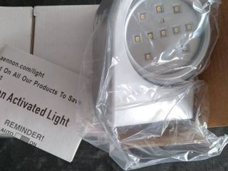 10 led Indoor Outdoor Motion Activated light