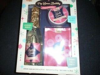 2 Pop Some Bubbly Bath Time Gift Sets Original Bubble Scent