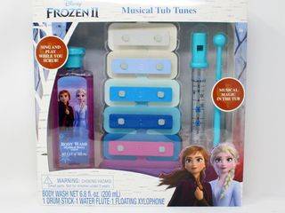 Disney Frozen 2 Musical Tub Tunes Set