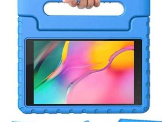 Blue Samsung Galaxy Tablet Travel Case