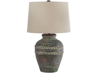 Mairead Terracotta Table lamp  1 CN  Retail 116 49